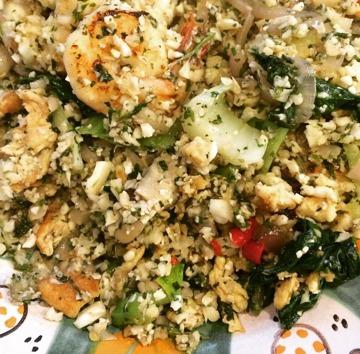 cauli rice new