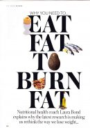 eat fat burn fat 1