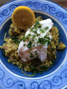 Quinoa Kedgeree Small